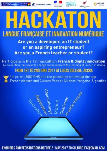 Hackaton poster ENG
